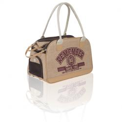 Montero Pet Bolso Remember Classic Granate
