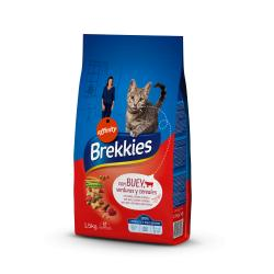 Brekkies Excel Cat Mix Buey 4Kg