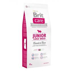 Brit Care Junior Raza Grande Cordero y Arroz