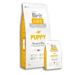 Brit Care Puppy Todas las Razas Cordero y Arroz