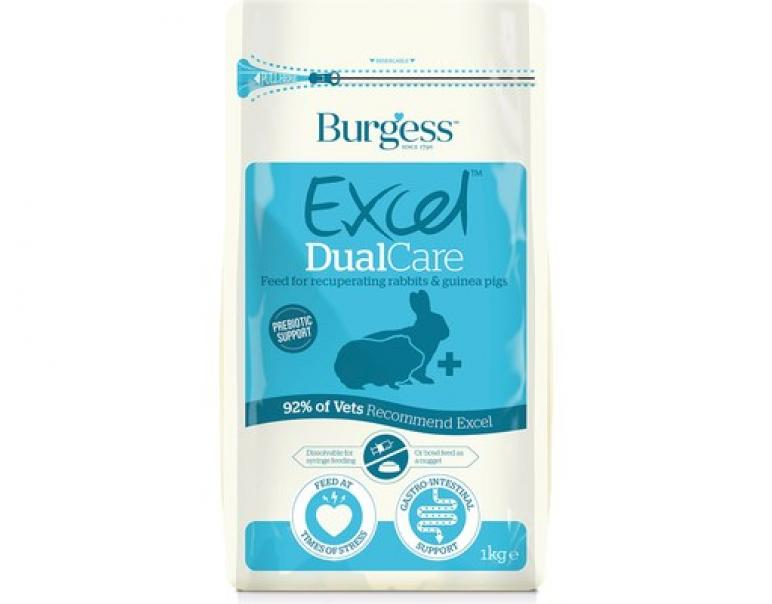 Burgess Excel New Dual Care 1kg