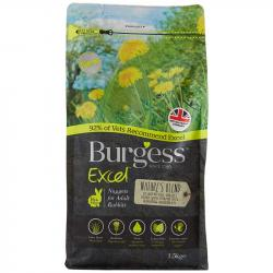 Burgess Excel Rabbit Adult Natures Blend 1,5kg
