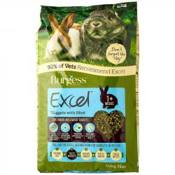 Burgess Excel Rabbit Junior & Dwarf 10kg