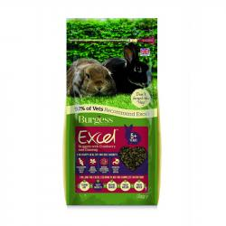 Burgess Excel Rabbit Mature Cranberry & Gin 2kg