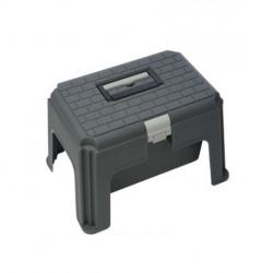 Caja Limpieza Hh All In One Plastico Color Gris