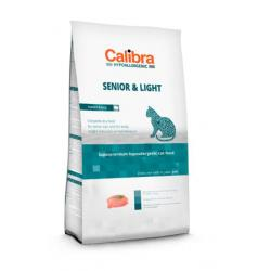 Calibra Hypoallergenic Pavo Pienso para Gatos Senior y Light 2kg