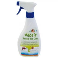 Cani Amici Gill's Spray Repelente Para Gatos 300ml