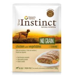 Canine Adult No Grain Pollo Verduras 300g