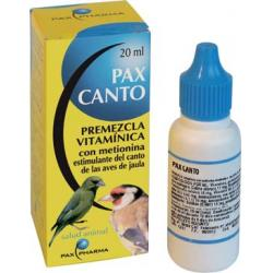 Pax Farma Canto Aves 20 ml