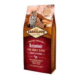 Carnilove Feline Adult Reno Energy Outdoor 400g