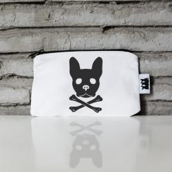 Xidere Cartera Pirate Dog