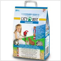 Cat's Best Universal Lecho Ecológico y Biodegradable 7L