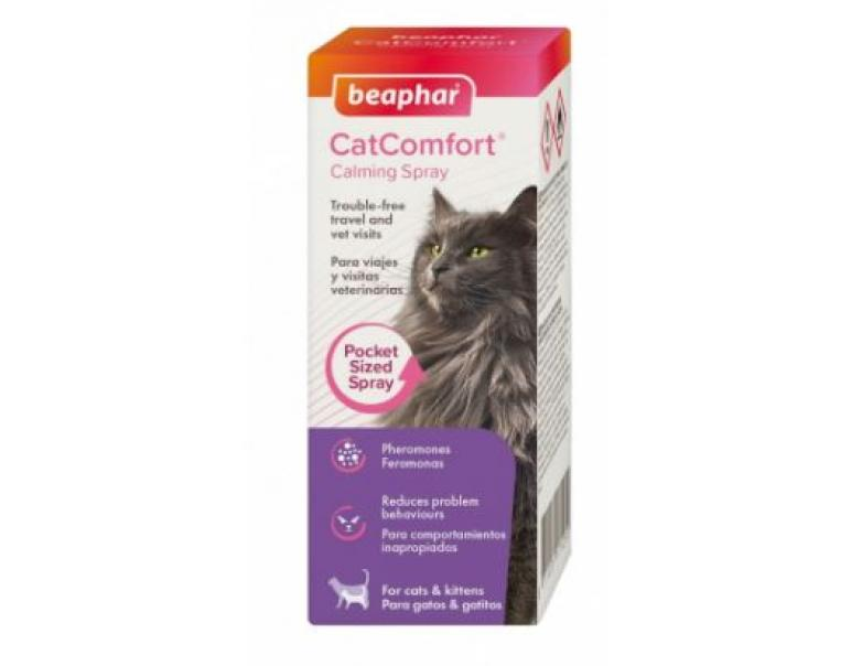 Beaphar Catcomfort Spray Viaje Gatos 30ml