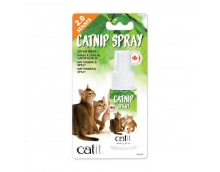 Catit Catnip Para Gatos 2.0 Spray 60 ml