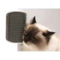 Catit Senses 2.0 Masajeador de Pared Self Groomer con Catnip