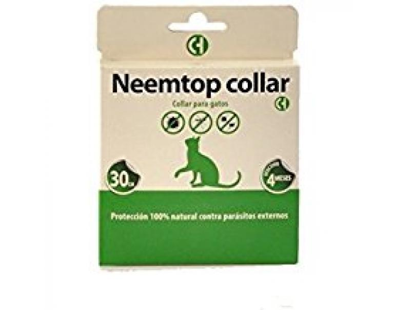 Chemical Collar Repelente Natural para Gatos 30cm