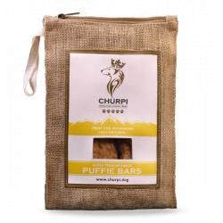 Churpi Snack Super Premium Puffies Barras 70 g