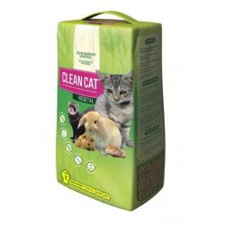 Clean Cat Vegetalia Lecho para gatos 10 Kg