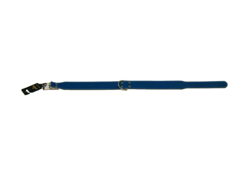 YouPet Collar Bull-Dog Azul 65 cm
