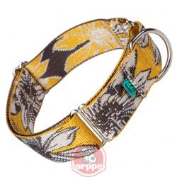 Arppe Collar Educativo Nylon Hawai Amarillo 32-49 x 4 cm