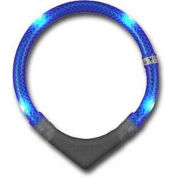 Leuchtie Collar Luminoso Plus Azul 65cm