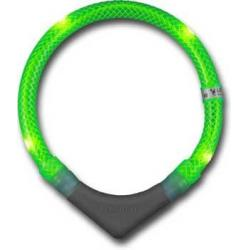 Leuchtie Plus Collar Luminoso Verde 60cm