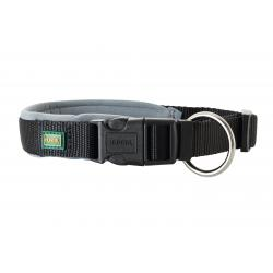 Hunter Collar Neopreno Vario Plus Negro/Gris 35
