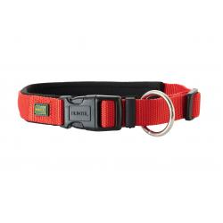 Hunter Collar Neopren Vario Plus Rojo/Negro 45: 2 x 40-45 cm