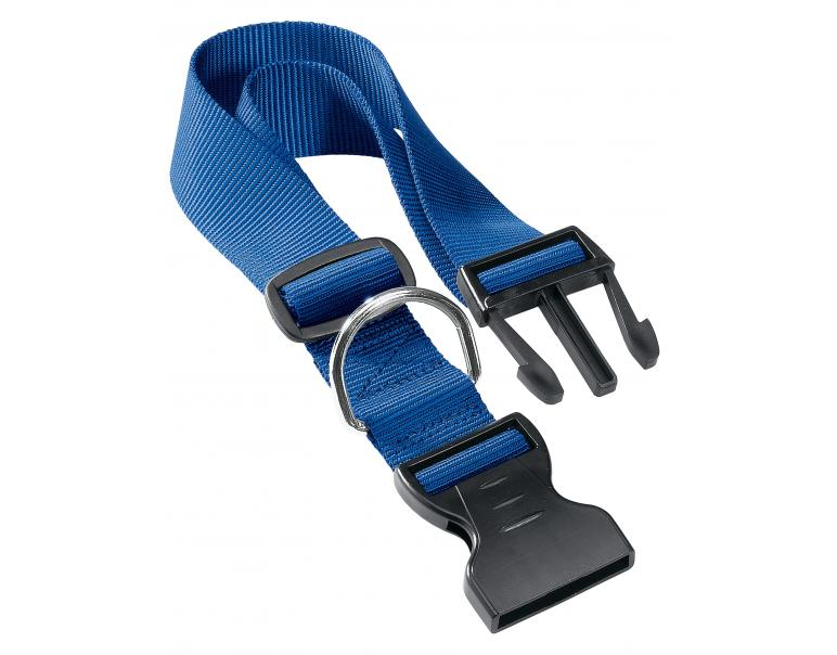 Ferplast Collar Nylon Club c20/56 Azul