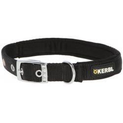 Kerbl Miami Plus Collar Nylon Perros Negro 45-53cm 30mm