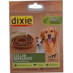 Dixie Collar Repelente Marrón 58 cm