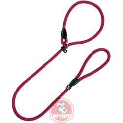 Correa collar edu.nylon red bjn