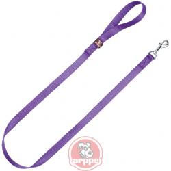 Correa nylon basic purpura