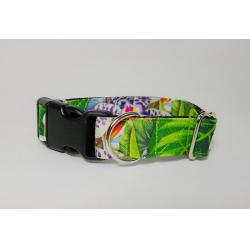 Tofeek & Black Collar Perros Tropical 2,5cm
