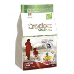 Crockex Adulto Mediano Cordero/Arroz 12 kg