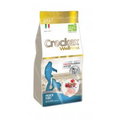 Crockex Adulto Mini Pescado Arroz 2 kg