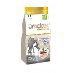 Crockex Adulto Mini Pollo con Arroz 2 kg