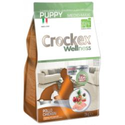 Crockex Cachorro Mediano Pollo/Arroz 12 kg