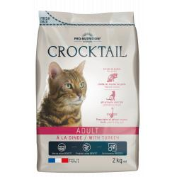 Flatazor Crocktail Gato Adulto Pavo 2 kg