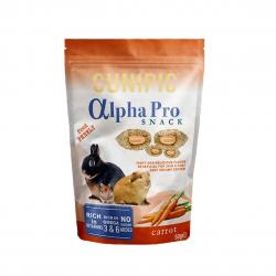Cunipic Alpha Pro Snack Roedores Zanahoria 50g