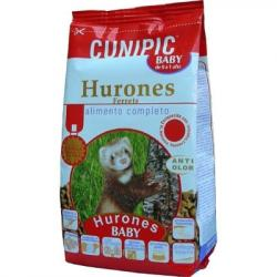 Cunipic Pienso Hurones Junior con Pollo 2kg