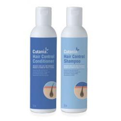 Cutania Hair Control Perro Gato Pack 236ml