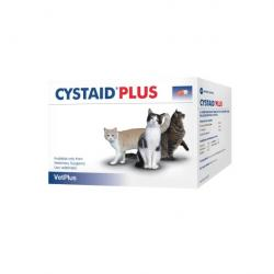 Vetplus Cystaid Plus Urinario para Gatos 30 Cápsulas