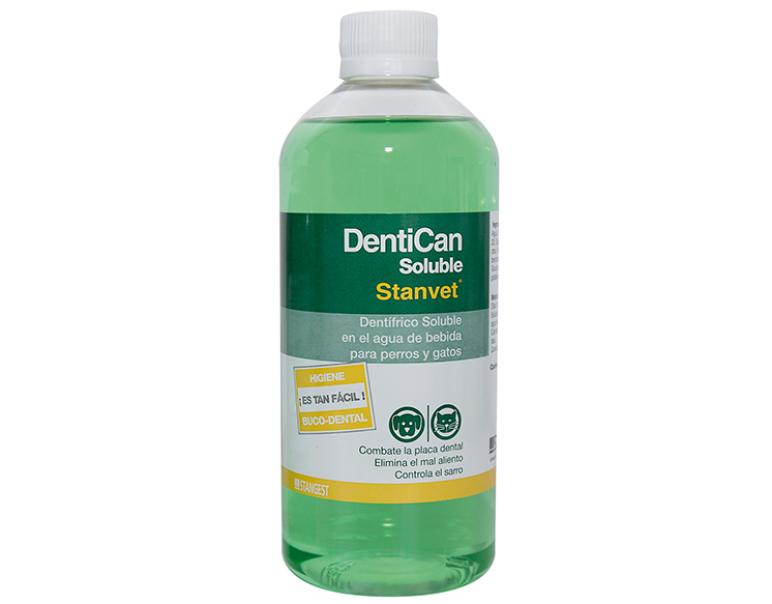 Dentican Dentrífico Soluble Perros y Gatos 500ml