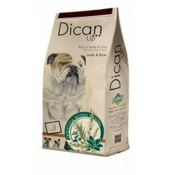 Dican Up Pienso Cordero y Arroz 14 kg