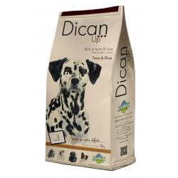 Dibaq Dican Up Tuna y Arroz 14kg