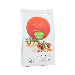 Natura Diet Daily Food Adulto Mantenimiento Pollo 3 kg