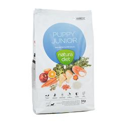 Dingo Natura Diet Puppy & Junior Para Cachorros 3 kg