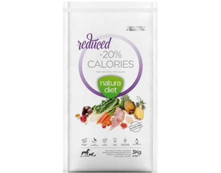 Natura Diet Reduced - 20% Calories 12 kg