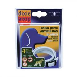 Dixie Collar Anti Pulgas Blanco